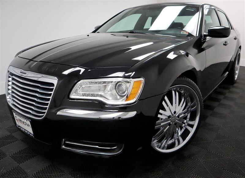 2012 Chrysler 300 for sale at CarNova in Stafford VA