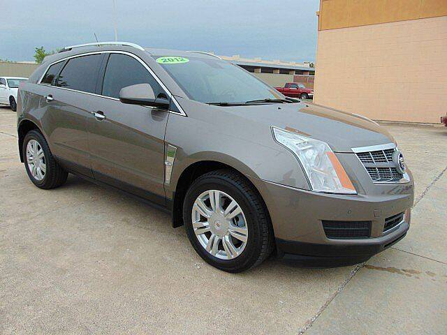 2012 Cadillac SRX for sale in Norman, OK