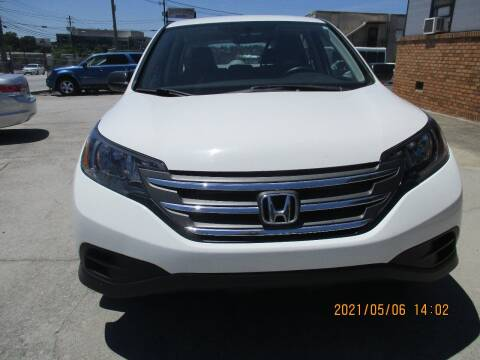 2012 Honda CR-V for sale at Atlantic Motors in Chamblee GA