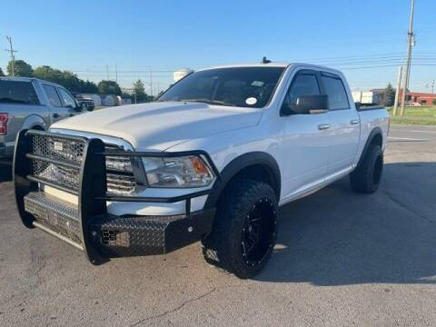 2016 RAM Ram Pickup 1500 for sale at Southern Auto Exchange in Smyrna TN