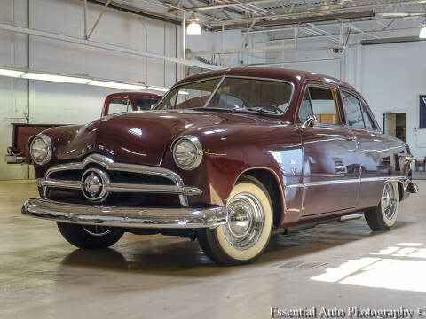 1949 Ford ShoeBox for sale at Bill Kay Corvette's and Classic's in Downers Grove IL