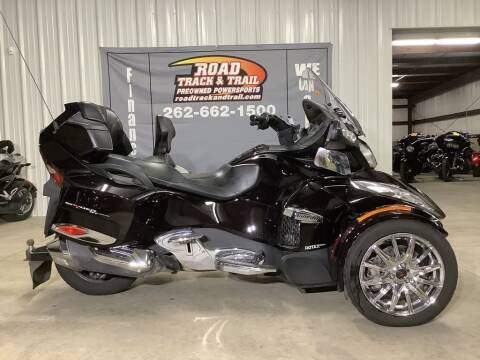 2014 Can-Am Spyder® RT Limited SE6