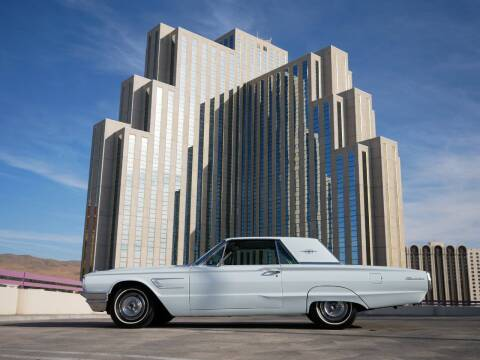 1965 Ford Thunderbird for sale at Sierra Classics & Imports in Reno NV