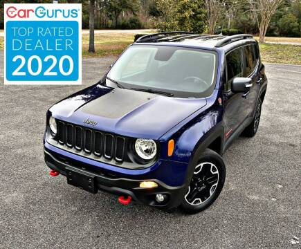 2016 Jeep Renegade for sale at Brothers Auto Sales of Conway in Conway SC