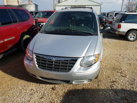 2005 Chrysler Town and Country for sale at Craig Auto Sales in Omro WI