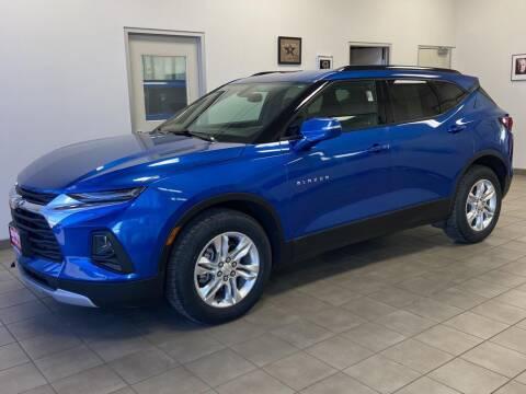 2019 Chevrolet Blazer for sale at DAN PORTER MOTORS in Dickinson ND