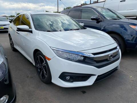 2016 Honda Civic for sale at New Wave Auto Brokers & Sales in Denver CO