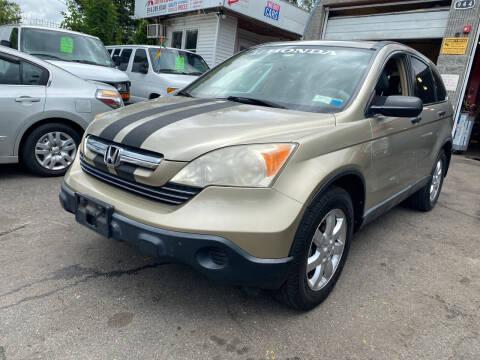 2007 Honda CR-V for sale at Drive Deleon in Yonkers NY