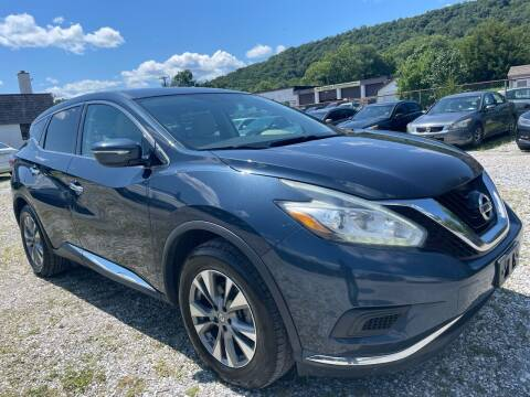 2015 Nissan Murano for sale at Ron Motor Inc. in Wantage NJ