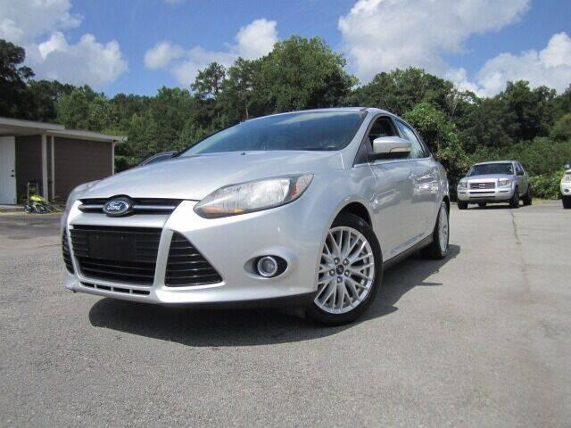 2013 Ford Focus for sale at Atlanta Luxury Motors Inc. in Buford GA