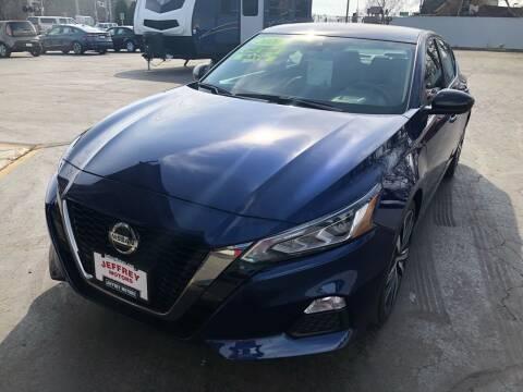 2020 Nissan Altima for sale at Jeffrey Motors in Kenosha WI