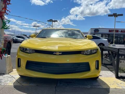 2017 Chevrolet Camaro for sale at Better All Auto Sales in Yakima WA