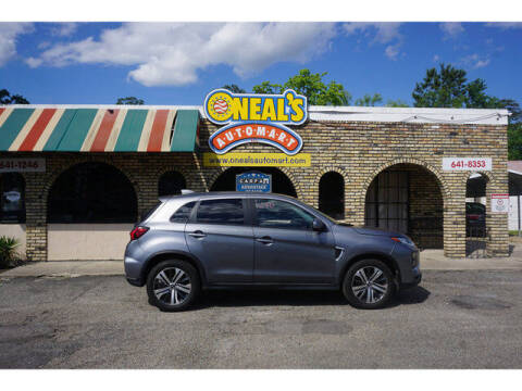 2020 Mitsubishi Outlander Sport for sale at Oneal's Automart LLC in Slidell LA