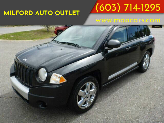 2009 Jeep Compass for sale at Milford Auto Outlet in Milford NH