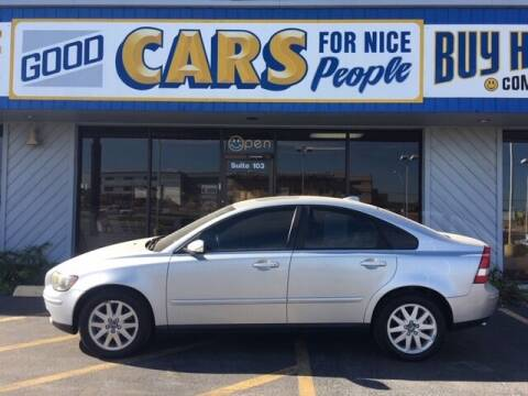 2006 Volvo S40 for sale at Good Cars 4 Nice People in Omaha NE
