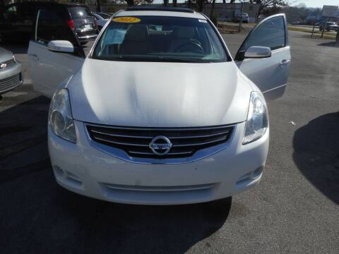 2012 Nissan Altima for sale at Elite Motors in Knoxville TN