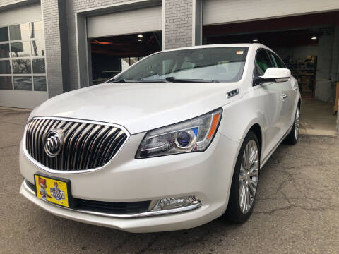 2015 Buick LaCrosse for sale at Champs Auto Sales in Detroit MI