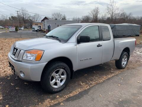 2008 Nissan Titan for sale at Manchester Auto Sales in Manchester CT