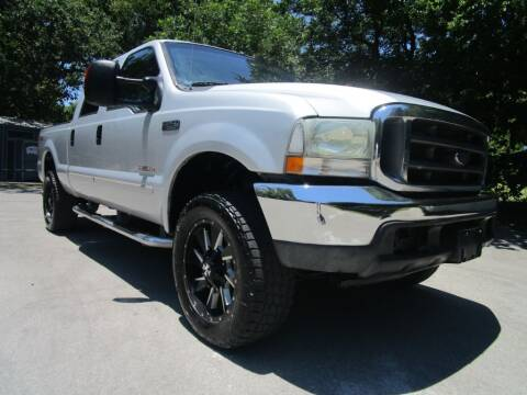 2004 Ford F-250 Super Duty for sale at Thornhill Motor Company in Hudson Oaks, TX