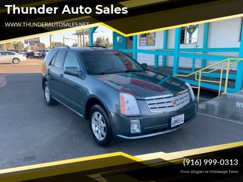 2006 Cadillac SRX for sale at Thunder Auto Sales in Sacramento CA