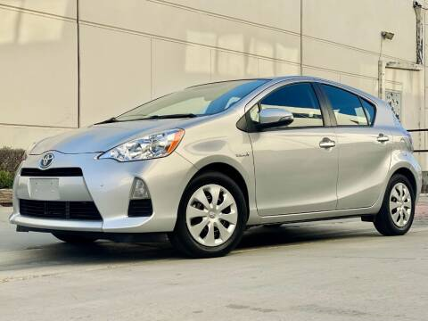 2012 Toyota Prius c for sale at New City Auto - Retail Inventory in South El Monte CA