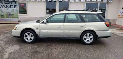 2004 Subaru Outback for sale at HomeTown Motors in Gillette WY