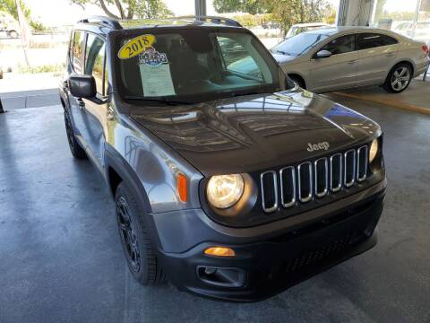 2018 Jeep Renegade for sale at Sac River Auto in Davis CA