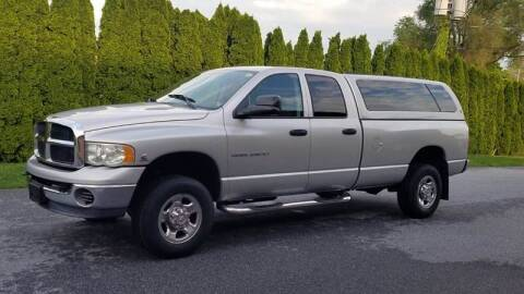 2003 Dodge Ram Pickup 2500 for sale at Kingdom Autohaus LLC in Landisville PA