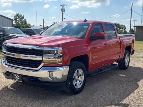 2018 Chevrolet Silverado 1500 for sale at Bulldog Motor Company in Borger TX