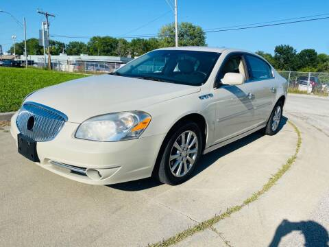 2010 Buick Lucerne for sale at Xtreme Auto Mart LLC in Kansas City MO