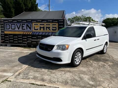 2014 RAM C/V for sale at DOVENCARS CORP in Orlando FL