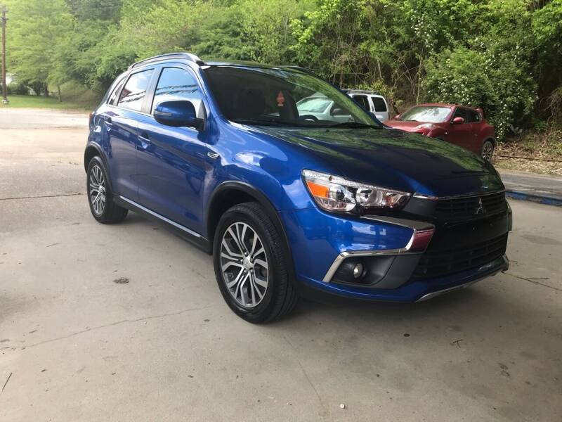 2017 Mitsubishi Outlander Sport for sale at Premier Auto Sales in Paintsville KY
