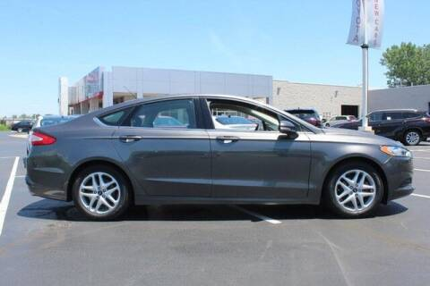 2016 Ford Fusion for sale at Twin City Toyota in Herculaneum MO