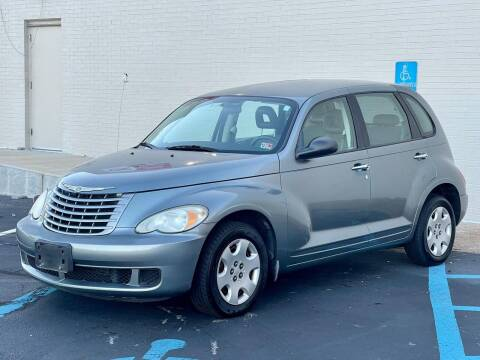 2008 Chrysler PT Cruiser for sale at Carland Auto Sales INC. in Portsmouth VA