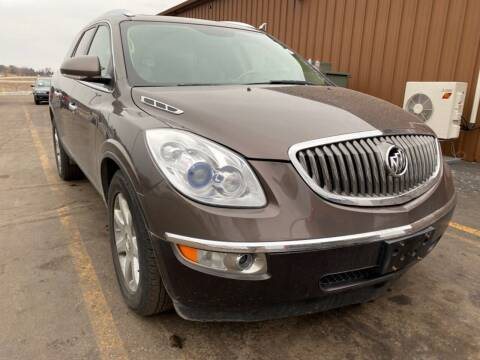 2009 Buick Enclave for sale at Best Auto & tires inc in Milwaukee WI