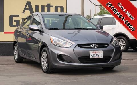 2017 Hyundai Accent for sale at H1 Auto Group in Sacramento CA