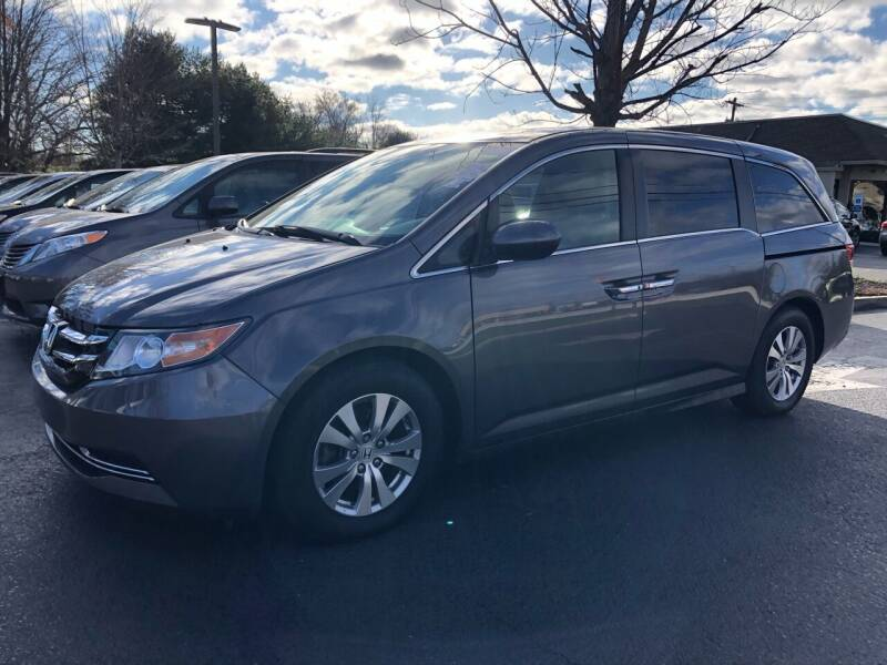 2016 Honda Odyssey for sale at iCar Auto Sales in Howell NJ