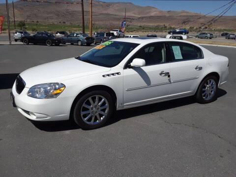 2007 Buick Lucerne for sale at Super Sport Motors LLC in Carson City NV