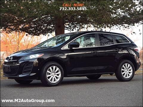 2011 Mazda CX-7 for sale at M2 Auto Group Llc. EAST BRUNSWICK in East Brunswick NJ