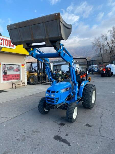 2018 LS XG3025H for sale at Hobby Tractors - Used Tractors in Pleasant Grove UT
