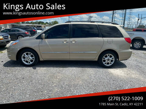 2006 Toyota Sienna for sale at Kings Auto Sales in Cadiz KY