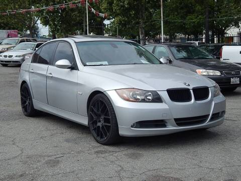 2007 BMW 3 Series for sale at Crow`s Auto Sales in San Jose CA