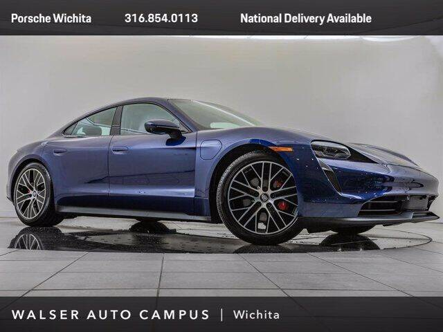 2021 Porsche Taycan for sale in Wichita, KS