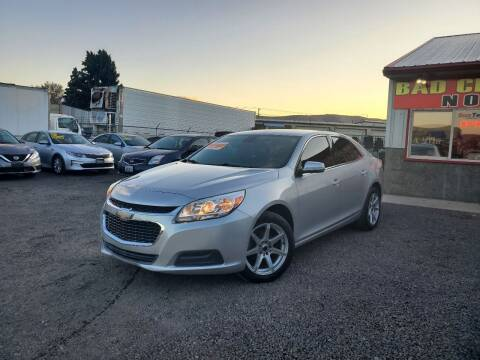 2016 Chevrolet Malibu Limited for sale at Yaktown Motors in Union Gap WA