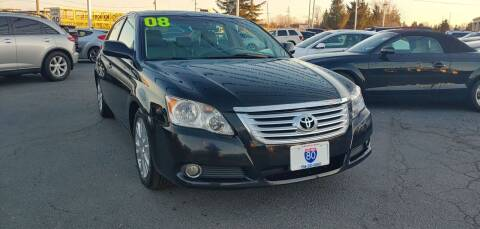 2008 Toyota Avalon for sale at I-80 Auto Sales in Hazel Crest IL