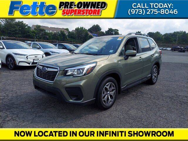 2019 Subaru Forester for sale in Clifton, NJ