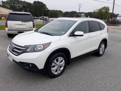 2013 Honda CR-V for sale at USA 1 Autos in Smithfield VA