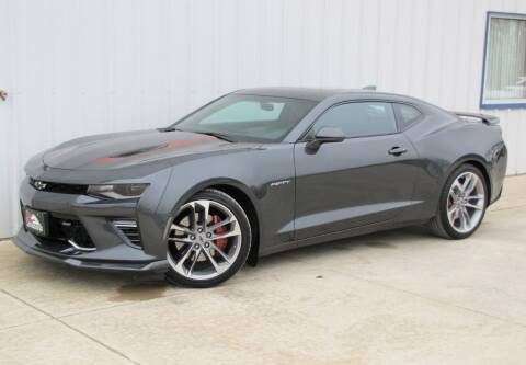 2017 Chevrolet Camaro for sale at Lyman Auto in Griswold IA
