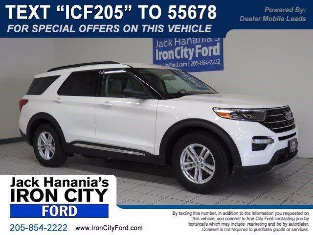 2020 Ford Explorer for sale in Birmingham, AL