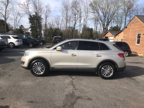 2017 Lincoln MKX for sale at Super Cars Direct in Kernersville NC